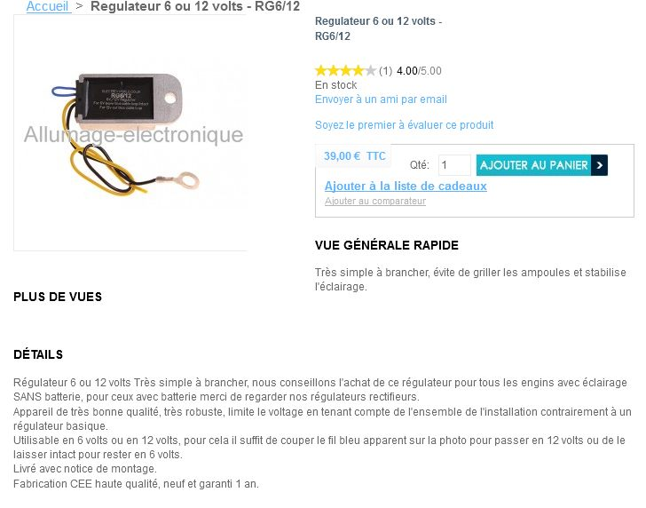 Regulateur sans batterie AC ou DC ?